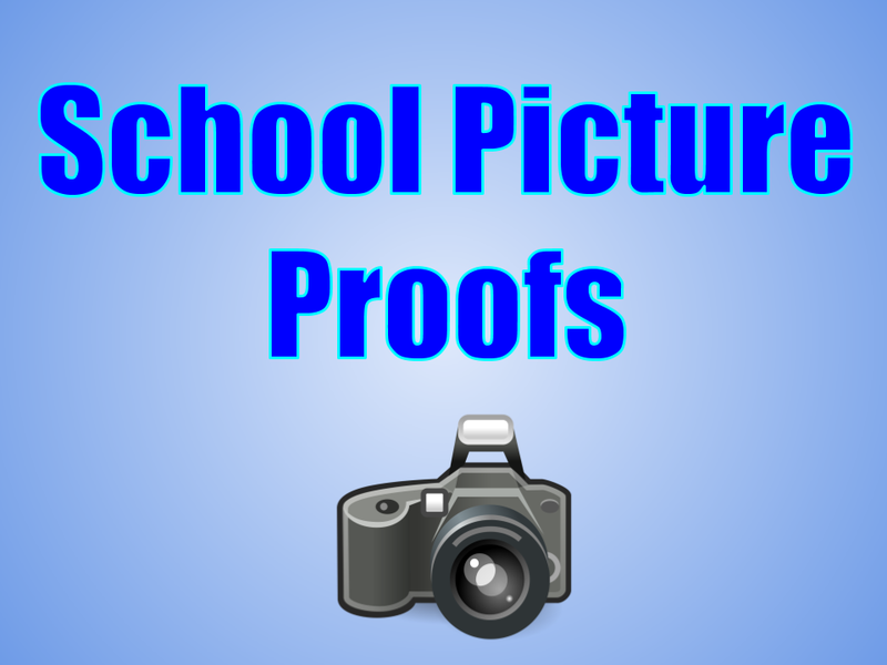 School Picture Proofs Featured Photo
