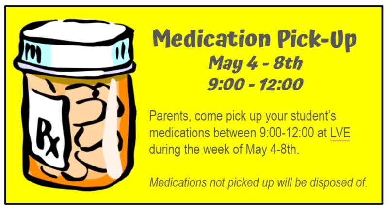 Last Call for Medication Pick-up Thumbnail Image