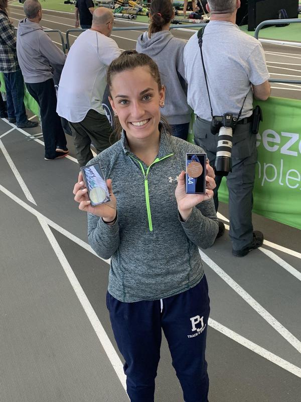 Bridget McNally PJ Track