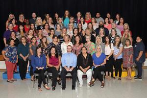 vickers elementary staff photo 2018 2019