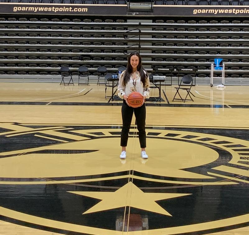Kate Goostrey has committed to play basketball at West Point Featured Photo