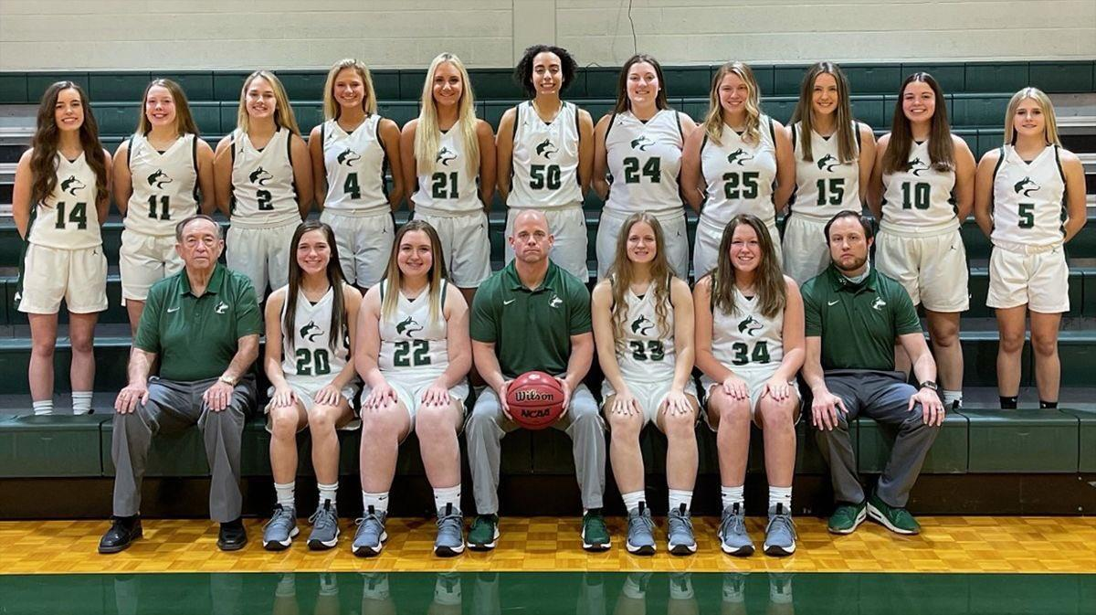 2020 Girls Basketball