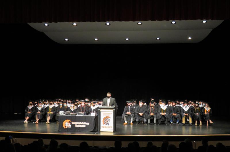 TK Class of 2021 Senior Honors Night