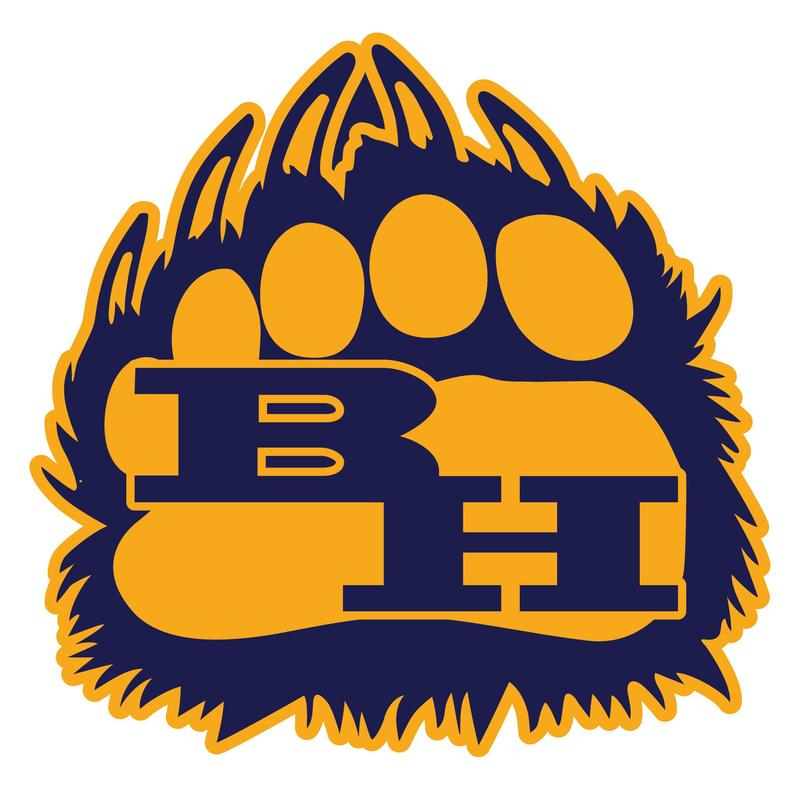 BH paw logo