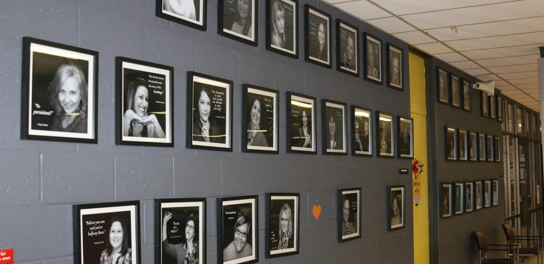 Faculty pics