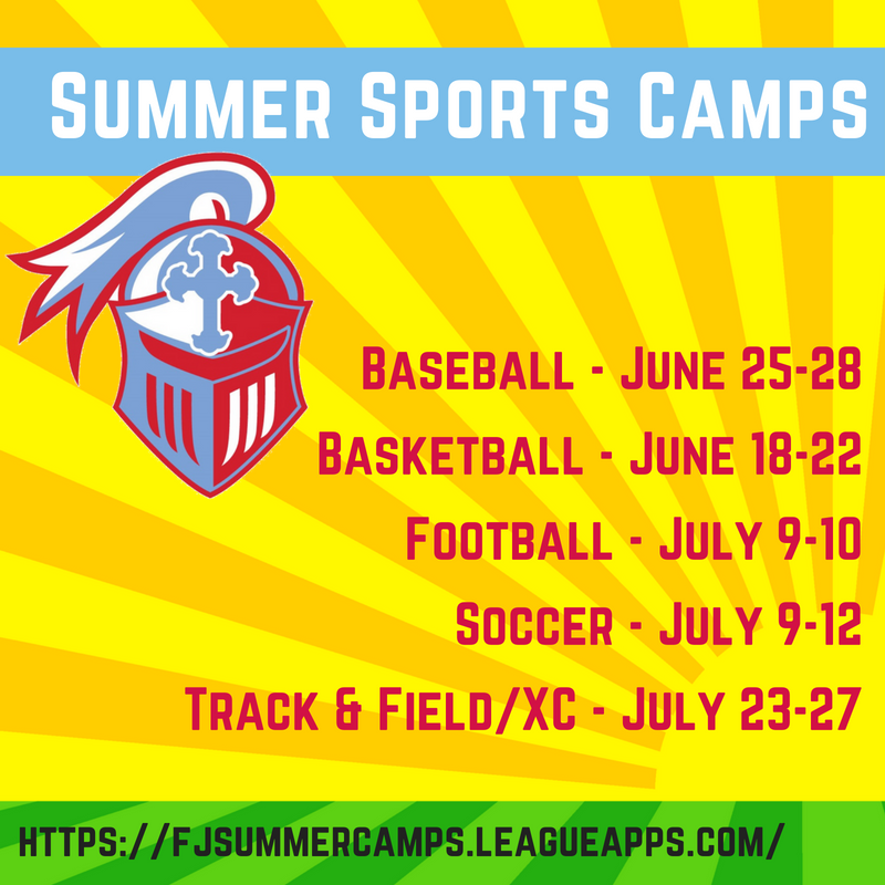 Father Judge Summer Sports Camps Thumbnail Image
