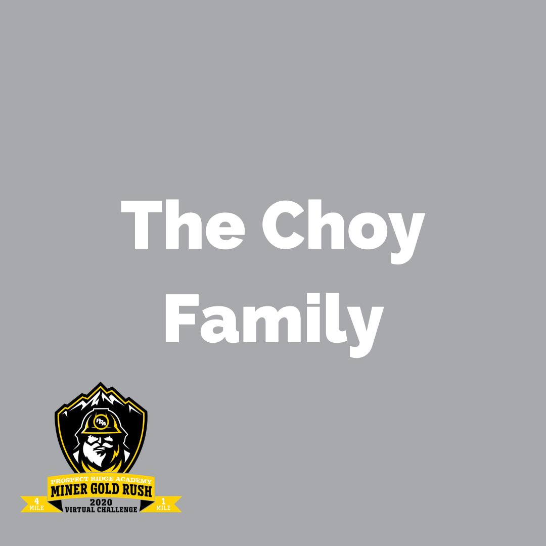 Choy Family