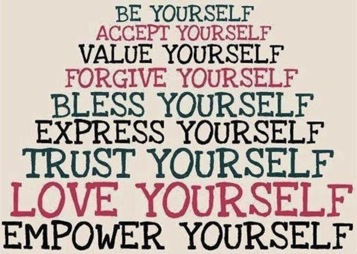 ... Yourself