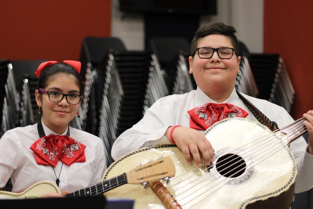 Vihuela and Guitarron