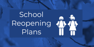 School Reopening Plans for January