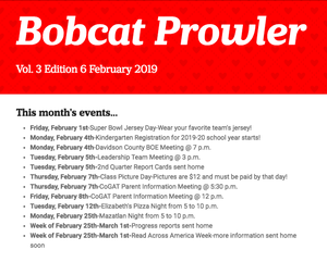 February Prowler
