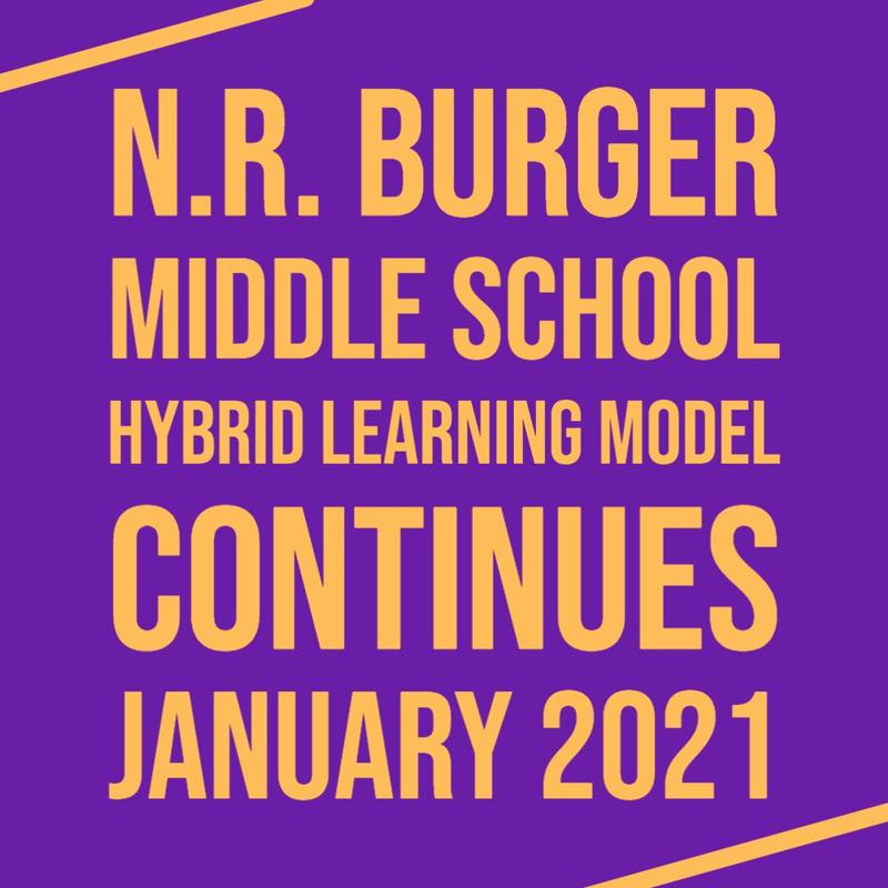 Hybrid Learning Model continues at N.R. Burger Featured Photo