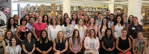 Westfield Public Schools welcomes nearly 40 new educational professionals for the 2018-2019 school year.