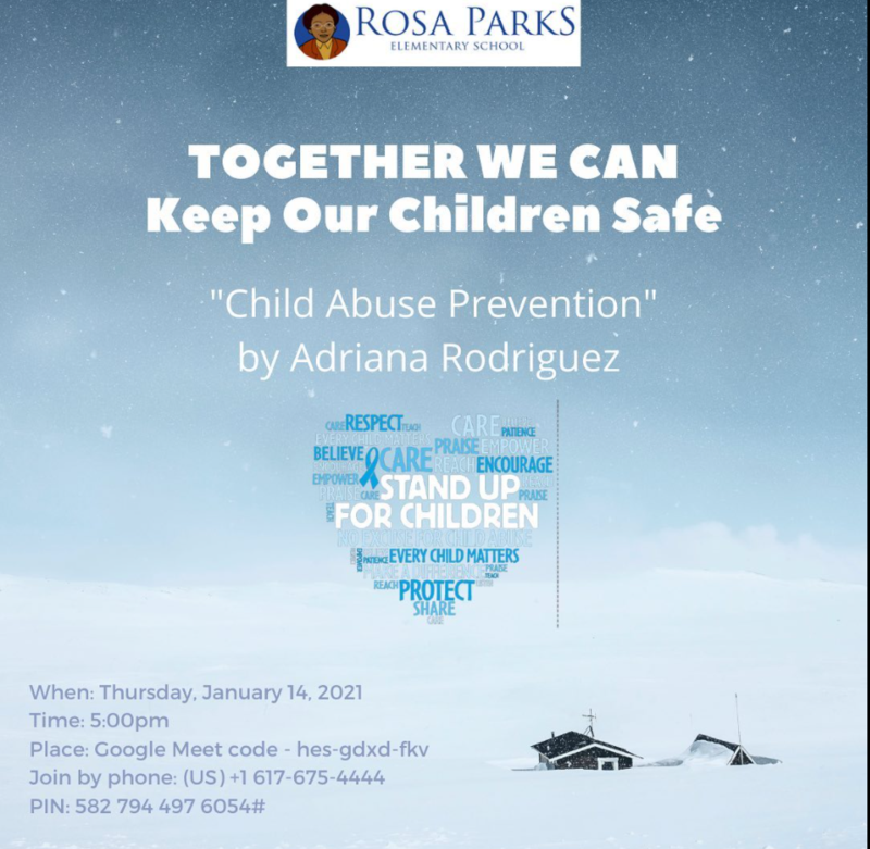 Child Abuse Prevention Featured Photo