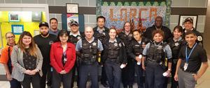 17th CPD & Lorca staff.