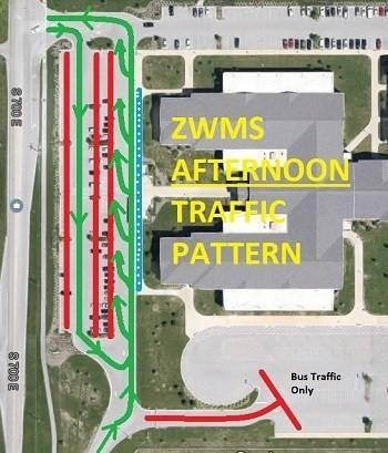 ZWMS Traffic Afternoon