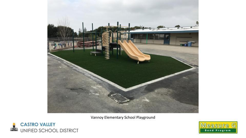 Vannoy Elementary School Playground