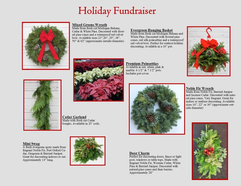 Class of 2023 Wreath Fundraiser! Featured Photo