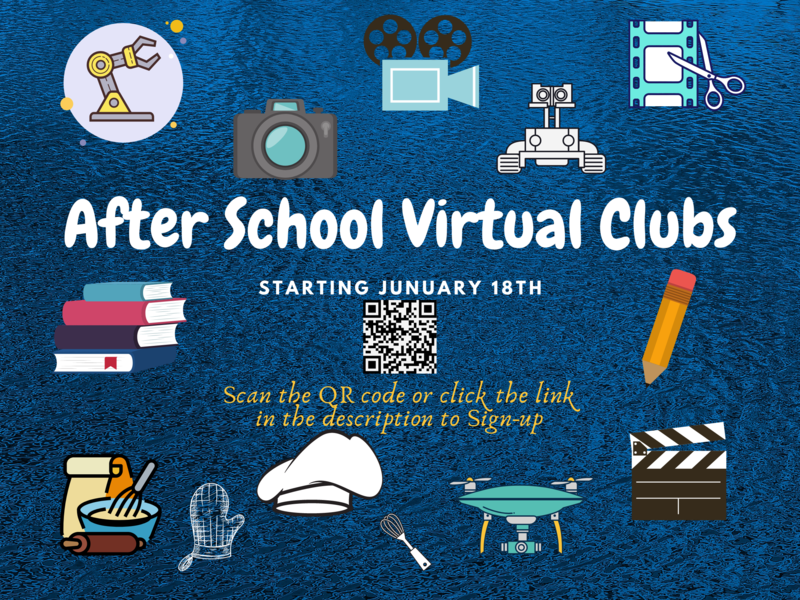 Virtual Club Registration is now Open Featured Photo