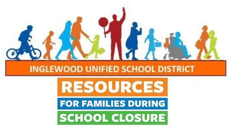 IUSD - Resources for Families During School Closure
