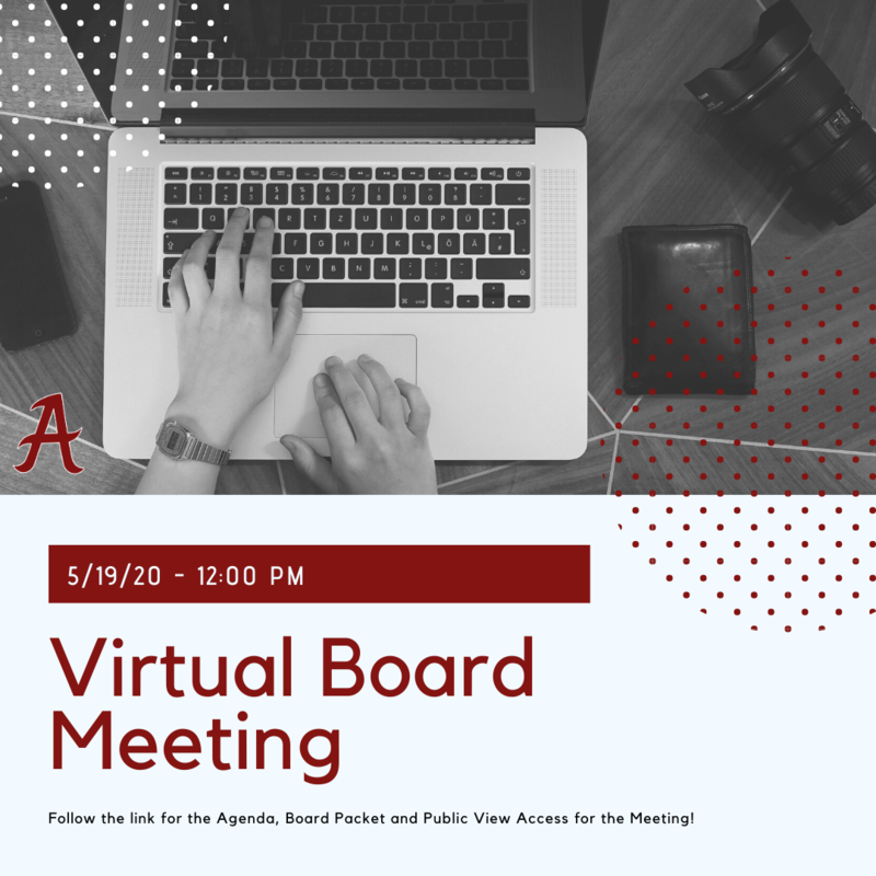Virtual Board Meeting Featured Photo