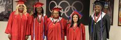 Class of 2021 Valedictorian, salutatorians, president, and top Great Oaks students
