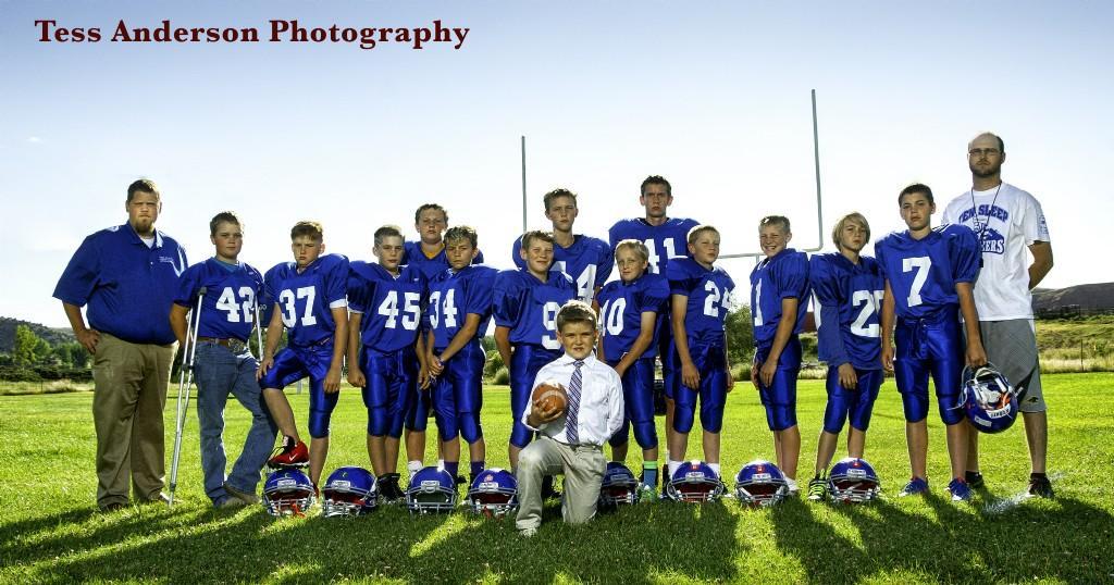 Middle School Football Team