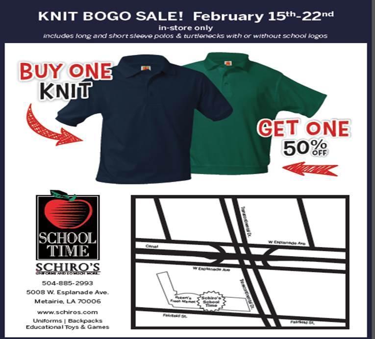 Schiro's Sale Thumbnail Image