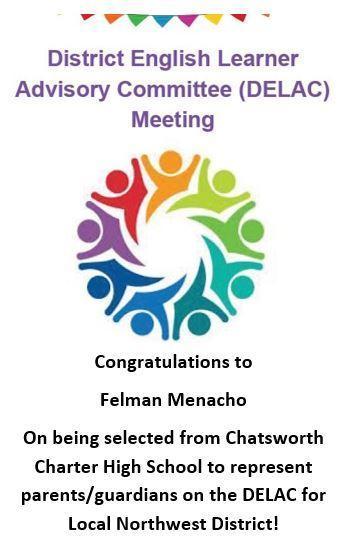 Congratulations to CCHS Parent! Thumbnail Image