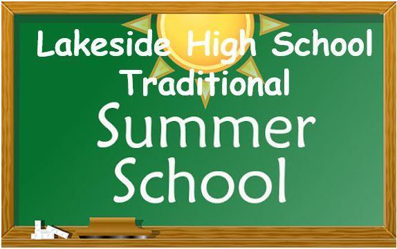 LHS summer school transportation link