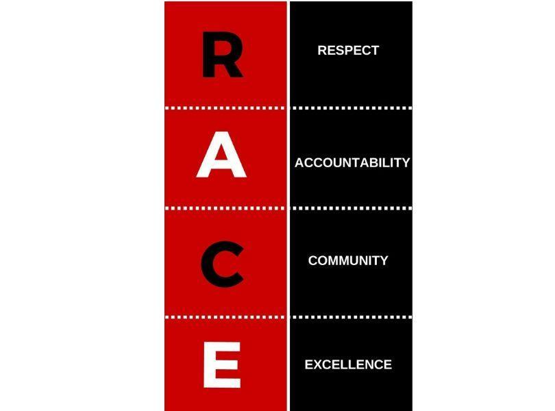 Respect Accountability Community Excellence