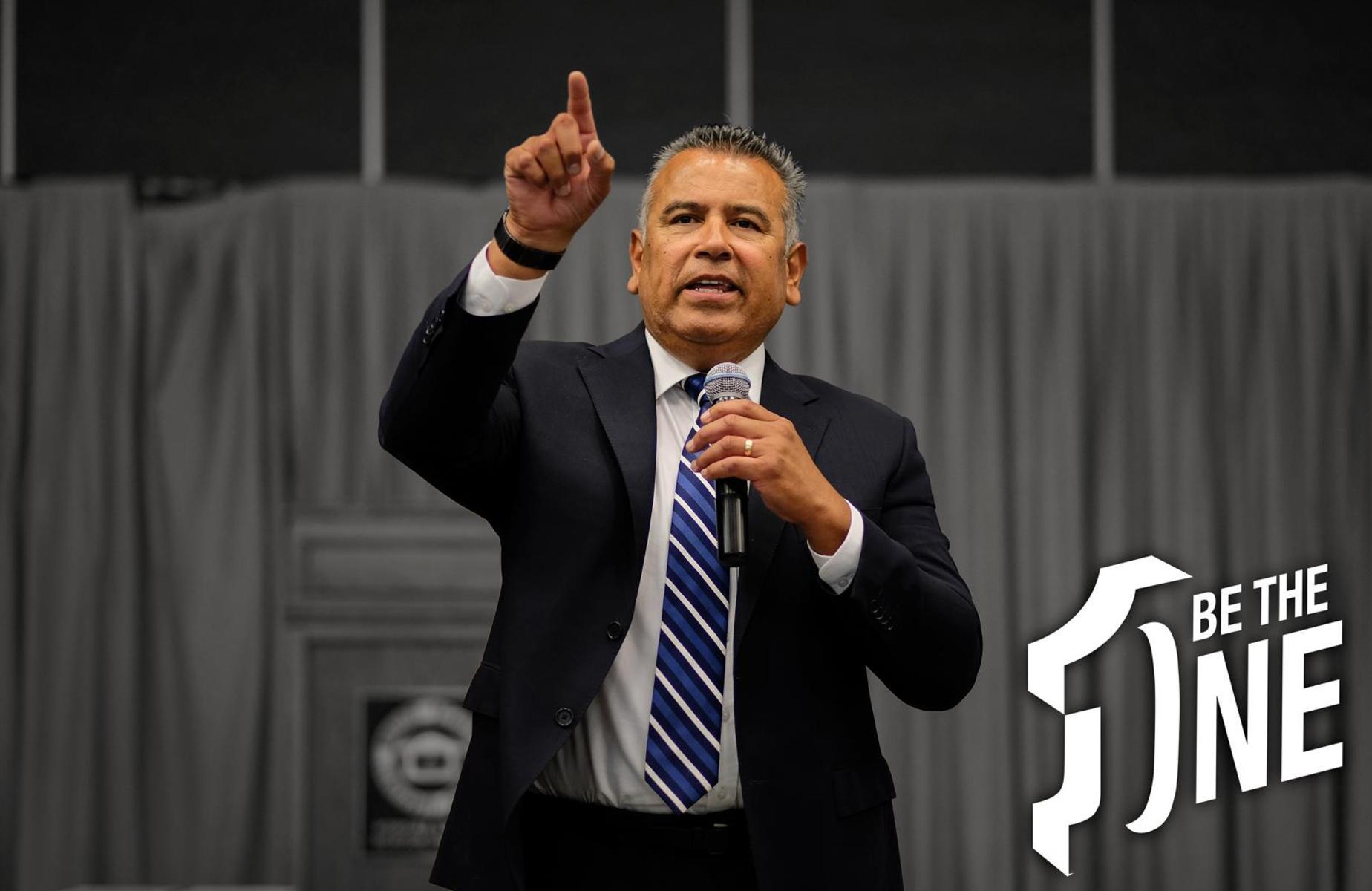 Superintendent Richard Martinez