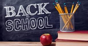 First Day of School Weds. 22nd, 2018! Featured Photo