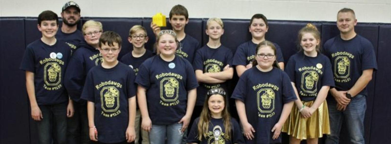 Robodawgs robotics team