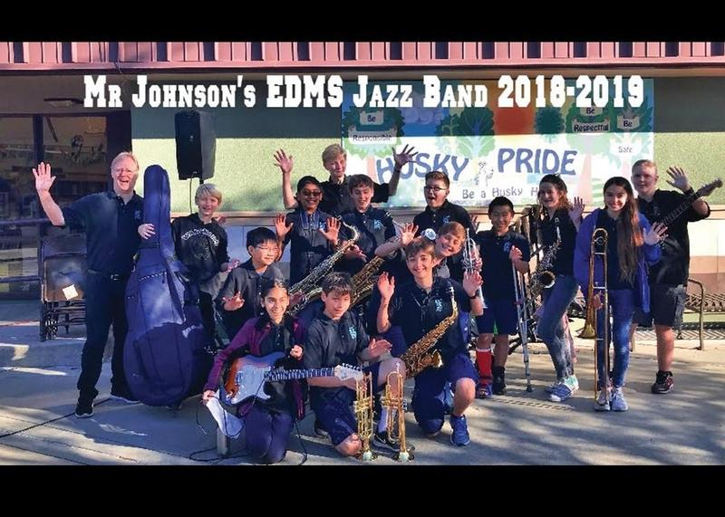 Easterbrook Discovery Middle School Jazz Band  Receives Three National Music Awards Thumbnail Image