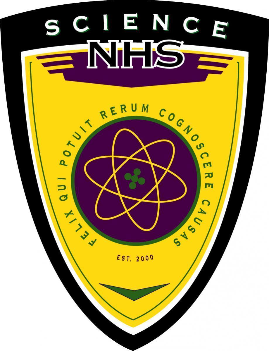Science Honor Society Logo