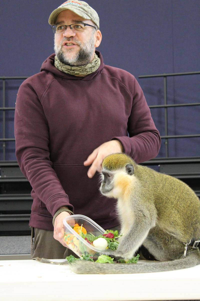 Dan the Animal Man In-School Field Trip Thumbnail Image