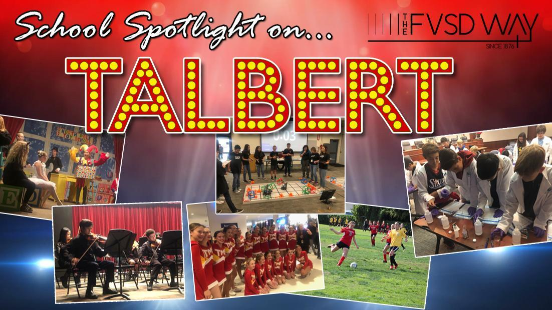 Talbert School Spotlight