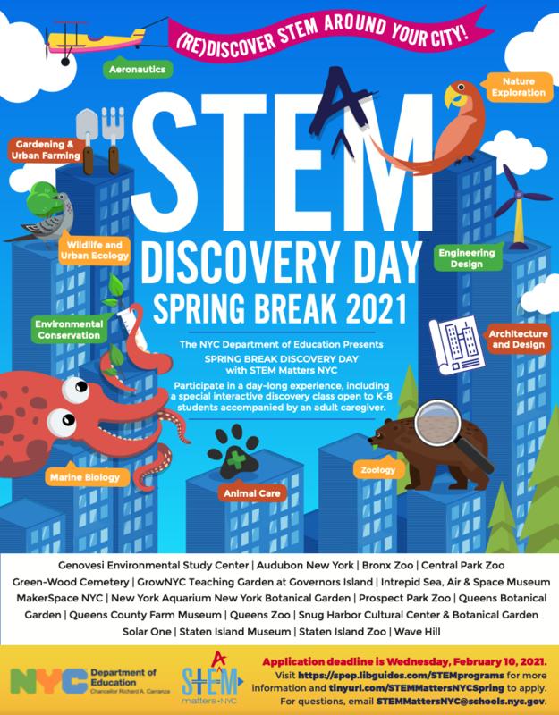 STEM enrichment Logo