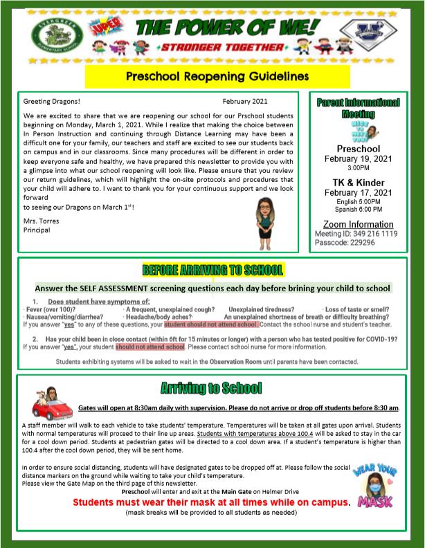 PK Newsletter