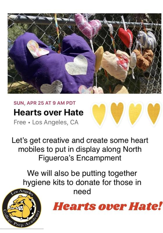 Hearts Over Hate Featured Photo