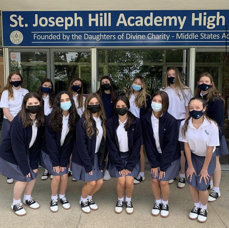 Hill Students Receive Project Hospitality's Sophie Matthew's Memorial Award Featured Photo