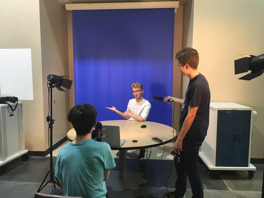 video production class