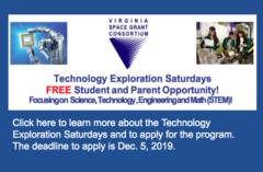 Technology Exploration Saturdays