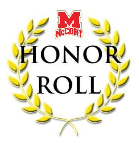 2018 1st Quarter Honor Roll  ***Click Here*** Thumbnail Image