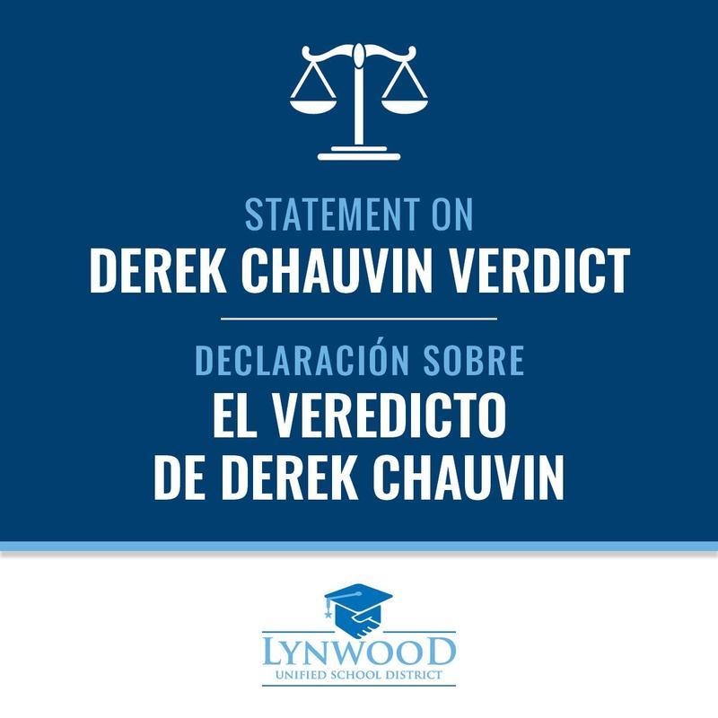 Statement on Derek Chauvin Verdict Featured Photo