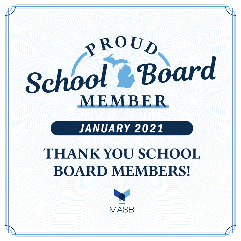 school board thank you