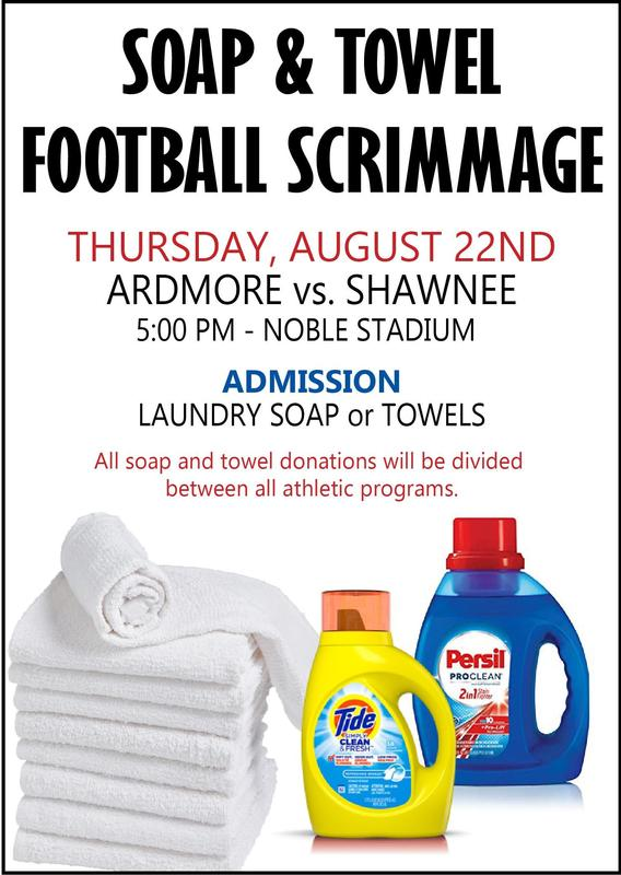 Soap and Towel Scrimmage Featured Photo