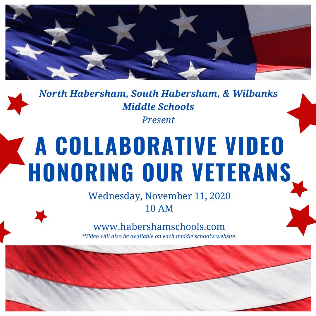 2020 Veterans Day Video