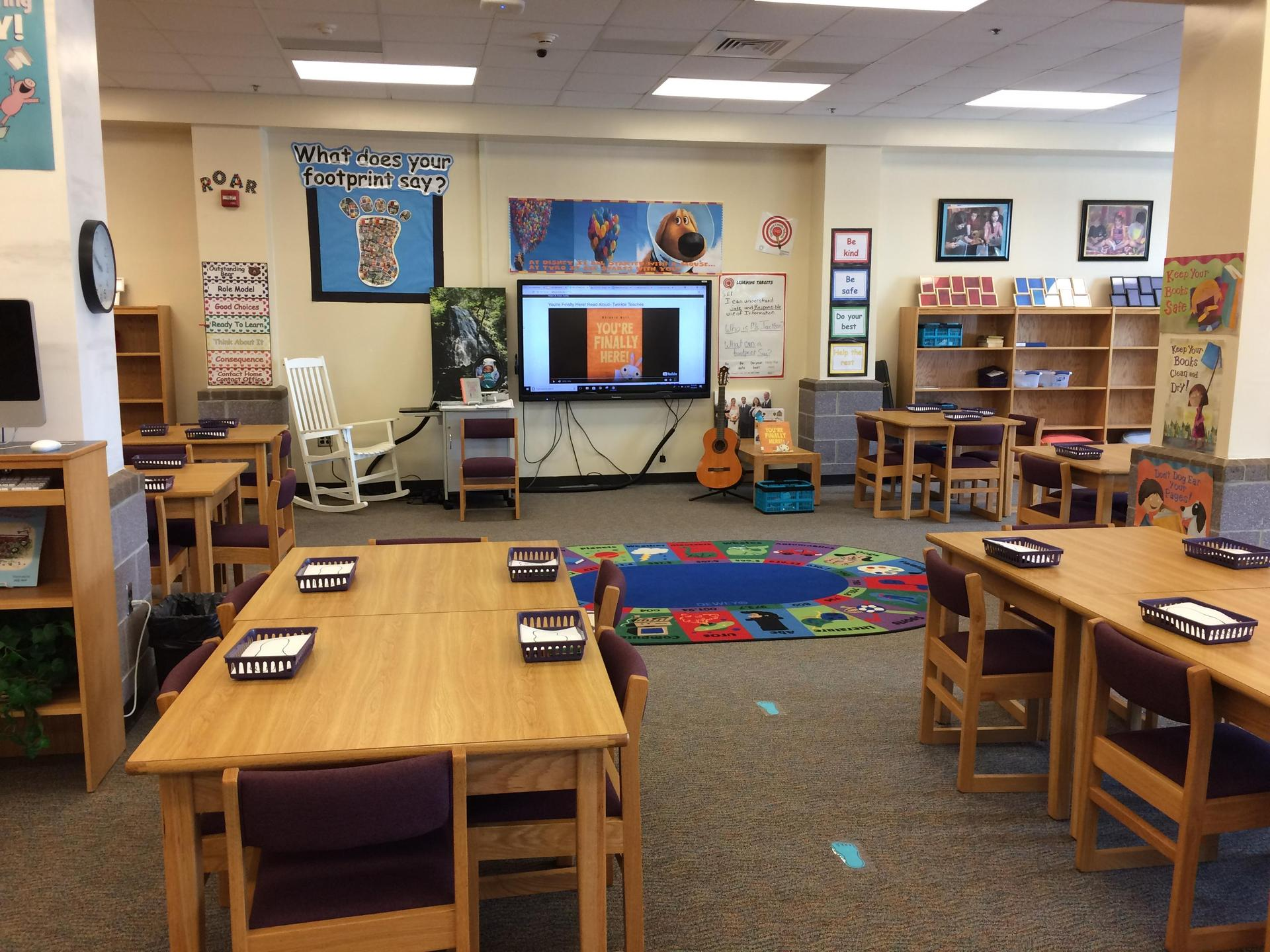 Our Media Classroom